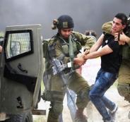 اعتقالات اسرائيلية خلال العام 2017