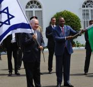 كيف سرقت إسرائيل الدولة الافريقية وأبعدتها عن الدول العربية؟