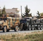 عملية عسكرية تركية شرق الفرات