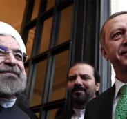 علاقة تركيا بايران
