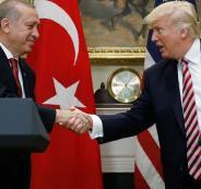 العلاقة التركية الامريكية