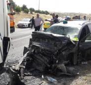 مصرع مواطن في حادث سير قرب بيت لحم