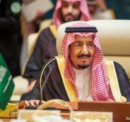 الملك سلمان والمبادرة العربية