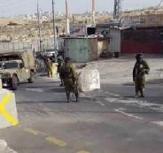 الاحتلال يغلق طرقا زراعية غرب بيت لحم