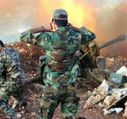 الايرانيون في سوريا