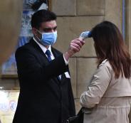 فيروس كورونا في اليابان