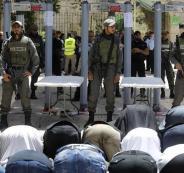 الحكومة الفلسطينية والمسجد الاقصى