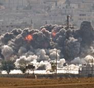 قتلى في حلب بغارة جوية