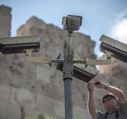 اسرائيل تقرر نشر كاميرات تنصت لاحباط العمليات الفلسطينية