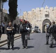 اعتقال مقدسيين