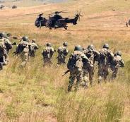 الجيش التركي يطلق عملية عسكرية في شمال العراق