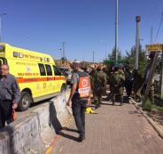 اصابة عدد من الأسرى بحادث سير