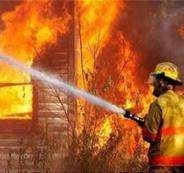 مصرع مواطن حرقا في الخليل