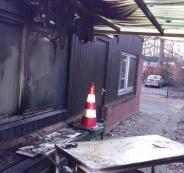 مجهول يضرم النار في مسجد شمالي هولندا