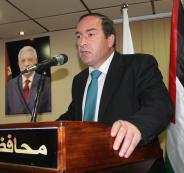 عبد الله كميل محافظ لسلفيت
