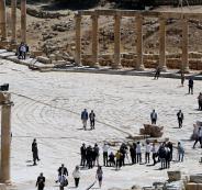 اصابة سياح بجراح في هجوم طعن بجرش الاردنية