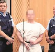 منفذ هجوم الارهابي على مسجدين في نيوزيلندا
