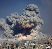 حاخام اسرائيلي وقطاع غزة