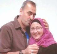 فاتن ومنيف في داخل السجون الاسرائيلية