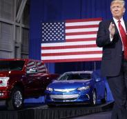 ترامب: اليابان تختبر سياراتنا بطريقة مرعبة ومخيفة