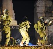 قوة اسرائيلية تعتقل 3 شبان من بيتا