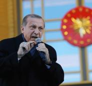 اردوغان والولايات المتحدة