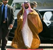 محمد بن سلمان ونقل السفارة الامريكية الى القدس
