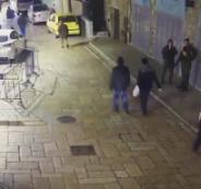 عملية الطعن في القدس
