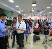 69 ألف مسافر تنقلوا عبر معبر الكرامة الأسبوع الماضي