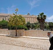 اغلاق الحرم الابراهيمي امام المصلين