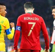 افضل 10 لاعبي كرة قدم في العالم