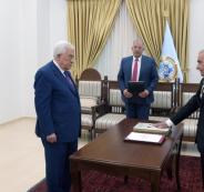 عباس والمستشار ابو شرار