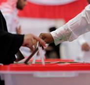 لجنة الانتخابات في غزة
