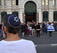 البرلمان الفرنسي واسرائيل