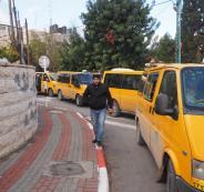 دفع تعويضات لعمال النقل الفلسطيني