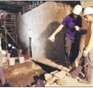الحفريات تحت المسجد الأقصى المبارك