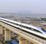 مشروع قطار يصل بين السعودية والامارات