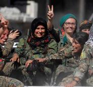 مقاتلات كرديات: سنواصل قتال داعش لنحرر النساء من ظلمهم