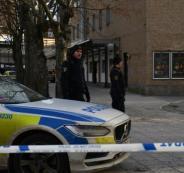 انفجار بمحطة مترو في السويد