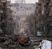 روسيا تقترح تشكيل لجنة لإعادة إعمار سوريا