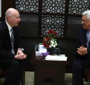 غرينبلات والسلطة الفلسطينية