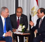 سفير مصري جديد في اسرائيل