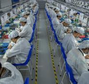 ازمة كورونا ومصانع الصين