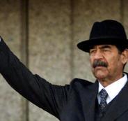 رسالة من صدام حسين