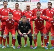 تصنيف منتخب فلسطين لكرة القدم