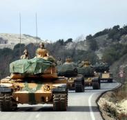 الجيش التركي في سورييا