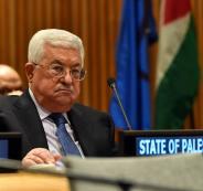 عباس والعضوية الكاملة لفلسطين في الامم المتحدة