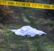 العثور على جثة فتاة ملقاة على جانب الطريق في نابلس