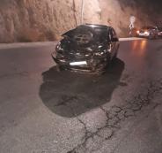 حادث سير نابلس