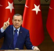 اردوغان واميركا والقدس
